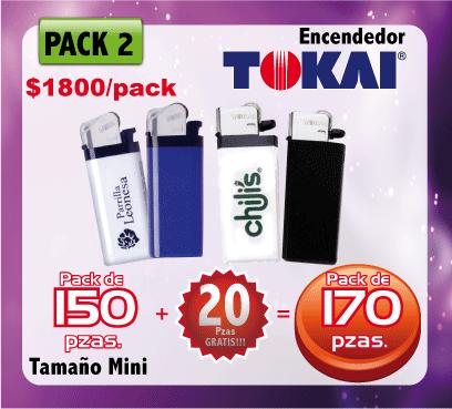 Encendedor impreso mini-tokai-en-mexico